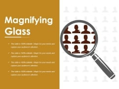 Magnifying Glass Ppt Powerpoint Presentation Pictures Gallery