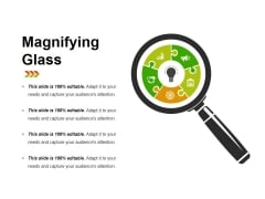 Magnifying Glass Ppt PowerPoint Presentation Pictures Topics