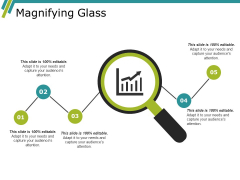 Magnifying Glass Ppt PowerPoint Presentation Portfolio Objects