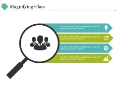 Magnifying Glass Ppt PowerPoint Presentation Portfolio Themes