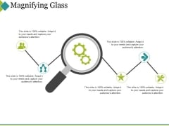 Magnifying Glass Ppt PowerPoint Presentation Professional Background