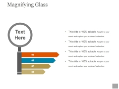 Magnifying Glass Ppt PowerPoint Presentation Samples