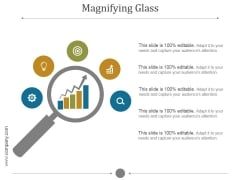 Magnifying Glass Ppt PowerPoint Presentation Shapes