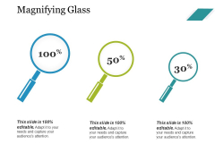 Magnifying Glass Ppt PowerPoint Presentation Show Inspiration
