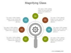Magnifying Glass Ppt PowerPoint Presentation Show