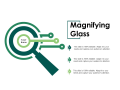 Magnifying Glass Ppt PowerPoint Presentation Show Templates