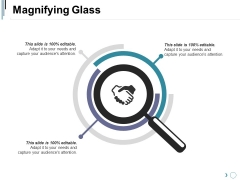 Magnifying Glass Ppt PowerPoint Presentation Slides Download