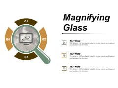 Magnifying Glass Ppt PowerPoint Presentation Styles Topics