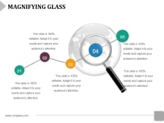 Magnifying Glass Ppt PowerPoint Presentation Summary Slides