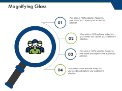 Magnifying Glass Ppt PowerPoint Presentation Summary Themes