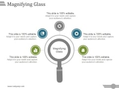 Magnifying Glass Ppt PowerPoint Presentation Templates