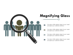 Magnifying Glass Research Ppt PowerPoint Presentation Gallery Maker