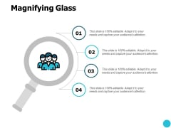 Magnifying Glass Technology Big Data Ppt PowerPoint Presentation Show Inspiration