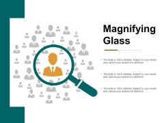 Magnifying Glass Technology Marketing Ppt Powerpoint Presentation Layouts Demonstration