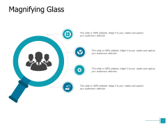 Magnifying Glass Testing Management Ppt Powerpoint Presentation Layouts File Formats