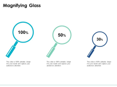 Magnifying Glass Testing Ppt PowerPoint Presentation Show Format Ideas