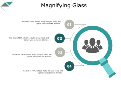 Magnifying Glass Testing Ppt PowerPoint Presentation Show