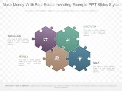 Make Money With Real Estate Investing Example Ppt Slides Styles