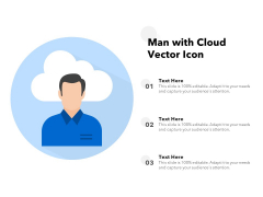 Man With Cloud Vector Icon Ppt PowerPoint Presentation File Inspiration PDF