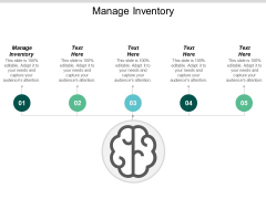 Manage Inventory Ppt PowerPoint Presentation Inspiration Cpb