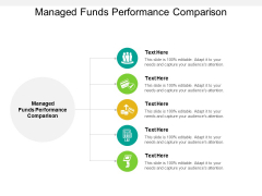 Managed Funds Performance Comparison Ppt PowerPoint Presentation Ideas Graphic Tips Cpb Pdf