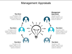Management Appraisals Ppt PowerPoint Presentation Infographics Background Image Cpb
