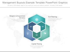 Management Buyouts Example Template Powerpoint Graphics