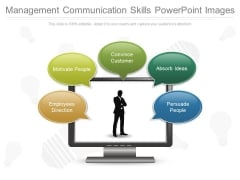 Management Communication Skills Powerpoint Images