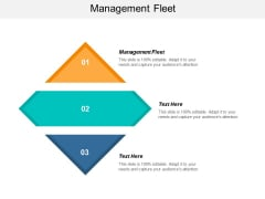 Management Fleet Ppt PowerPoint Presentation Inspiration Graphics Tutorials Cpb