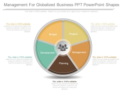 Management For Globalized Business Ppt Powerpoint Shapes