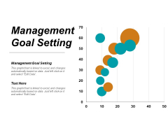 Management Goal Setting Ppt PowerPoint Presentation Model Example File Cpb