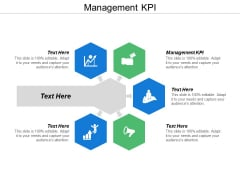 Management Kpi Ppt Powerpoint Presentation Diagram Graph Charts Cpb