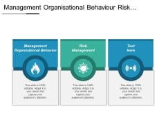 Management Organisational Behaviour Risk Management Ppt PowerPoint Presentation Summary Graphics Download