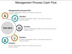 Management Process Cash Flow Ppt PowerPoint Presentation Outline Inspiration Cpb