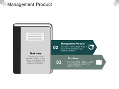 Management Product Ppt PowerPoint Presentation Model Demonstration Cpb
