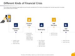 Management Program Presentation Different Kinds Of Financial Crisis Introduction PDF