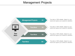 Management Projects Ppt PowerPoint Presentation Icon Smartart Cpb