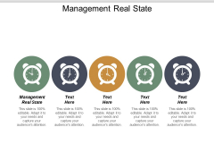 Management Real State Ppt PowerPoint Presentation Infographics Good Cpb