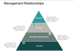 Management Relationships Ppt PowerPoint Presentation Summary Ideas