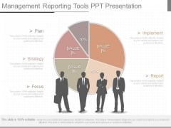 Management Reporting Tools Ppt Presentation