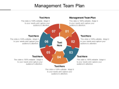 Management Team Plan Ppt PowerPoint Presentation Gallery Diagrams Cpb Pdf