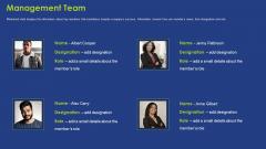 Management Team Ppt Outline Example PDF