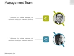 Management Team Template 3 Ppt PowerPoint Presentation Design Templates