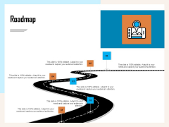 Managing Agriculture Land And Water Roadmap Ppt Professional Slides PDF