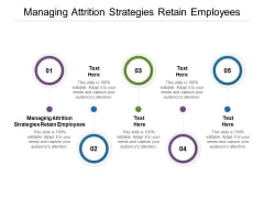Managing Attrition Strategies Retain Employees Ppt PowerPoint Presentation Infographics Background Image Cpb Pdf