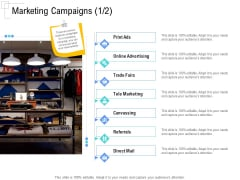 Managing Customer Experience Marketing Campaigns Fairs Pictures PDF