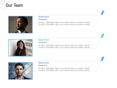 Managing Customer Experience Our Team Designs PDF