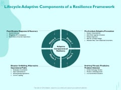 Managing IT Operating System Lifecycle Adaptive Components Of A Resilience Framework Elements PDF