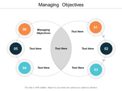 Managing Objectives Ppt PowerPoint Presentation Slides Graphics Pictures Cpb