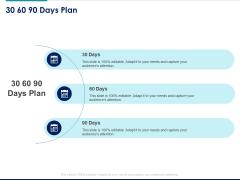 Managing Organization Finance 30 60 90 Days Plan Ppt Gallery Graphics Tutorials PDF